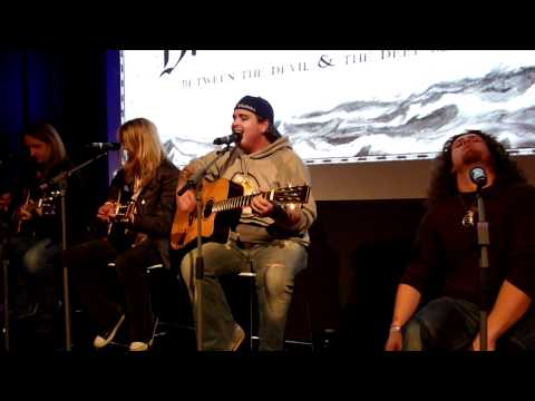 'In My Blood' acoustic - Black Stone Cherry O2 BME London, 23 May 2011