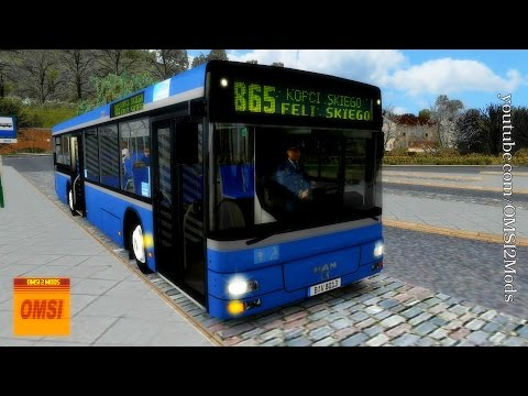 OMSI 2 • MAN Citybus Series [DLC] Ft. Szczecin: OMSI 2  MAN Citybus Series [DLC] Ft. Szczecin ************************************************************* Map: https://goo.gl/9H4sih Bus (DLC): https://goo.gl/EeGCv4 ************************************************************* #OMSI2Mods