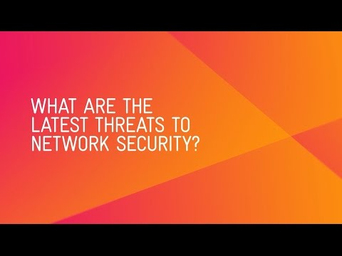 What are the latest threats in network security? [Telstra Expert Series]