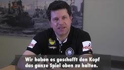 Taktik-Insides mit Co-Trainer Alexander Haase