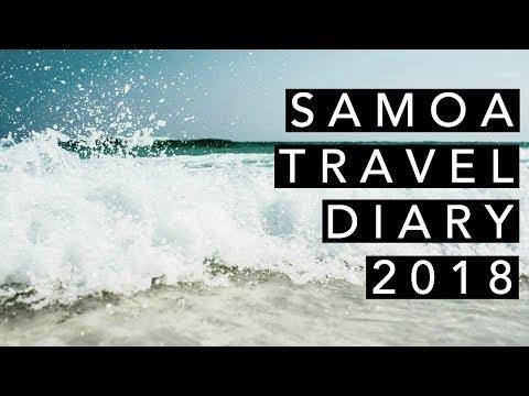 Samoa Travel Diary 2018