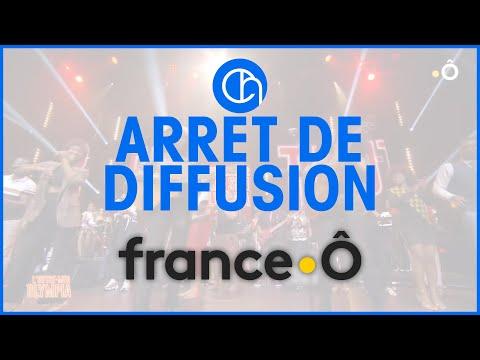Arrêt de diffusion (24 aôut 2020 à 00h48) - France Ô