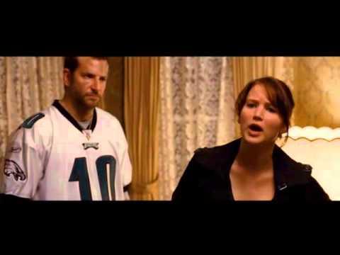 "Silver Linings Playbook- Eagles ""Ju ju"" argument"