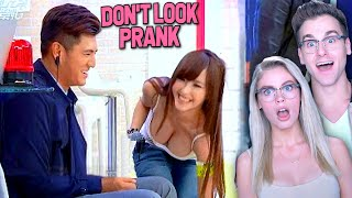 My Girlfriend And I React To Crazy Japanese Pranks!