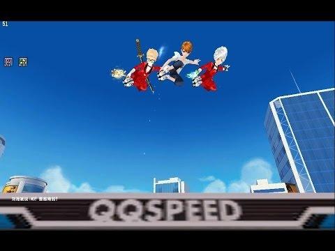 """Speed 2.0 Test Chế Độ Trượt Patin Map """"Đường Trượt Băng"""" Beta 11"""