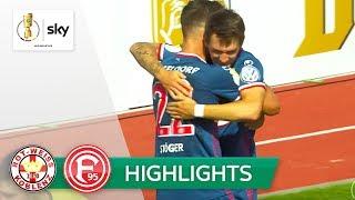 TuS RW Koblenz - Fortuna Düsseldorf 0:5 | Highlights - DFB-Pokal 2018/19 - 1. Runde