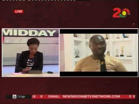 Midday Live - 15/10/2017