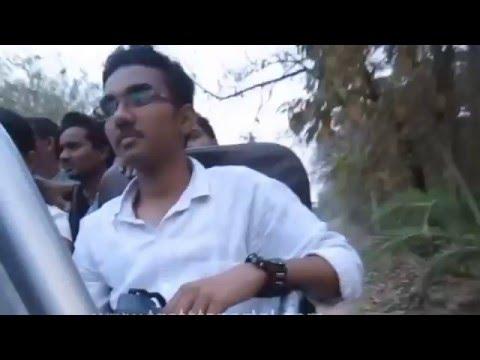 Kawal Tiger Safari Trip @ Jannaram,  Adilabad, Telangana, india