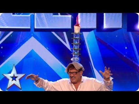 Get in the holiday spirit with Bambas' GREEK PARTY! | Auditions | BGT 2018