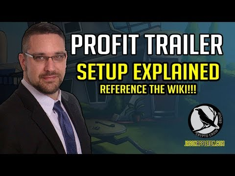 Setting Up Profit Trailer