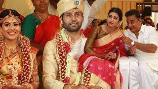 Actor Aadhav Kannadasan Vinodhnie Wedding Reception Video | TimesOfCinema TV