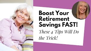 4 Techniques for Increasing Your Retirement Savings