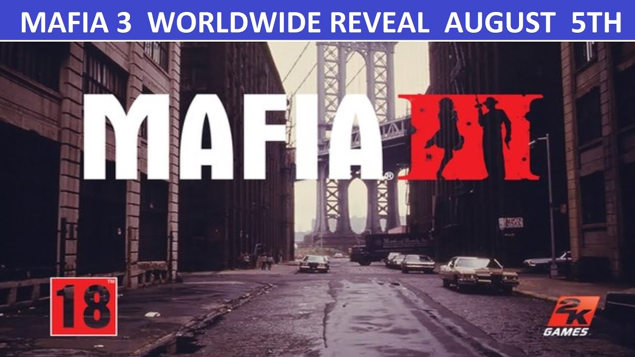 Mafia Games For Ps4 : Mafia ps pc officially confirmed k games