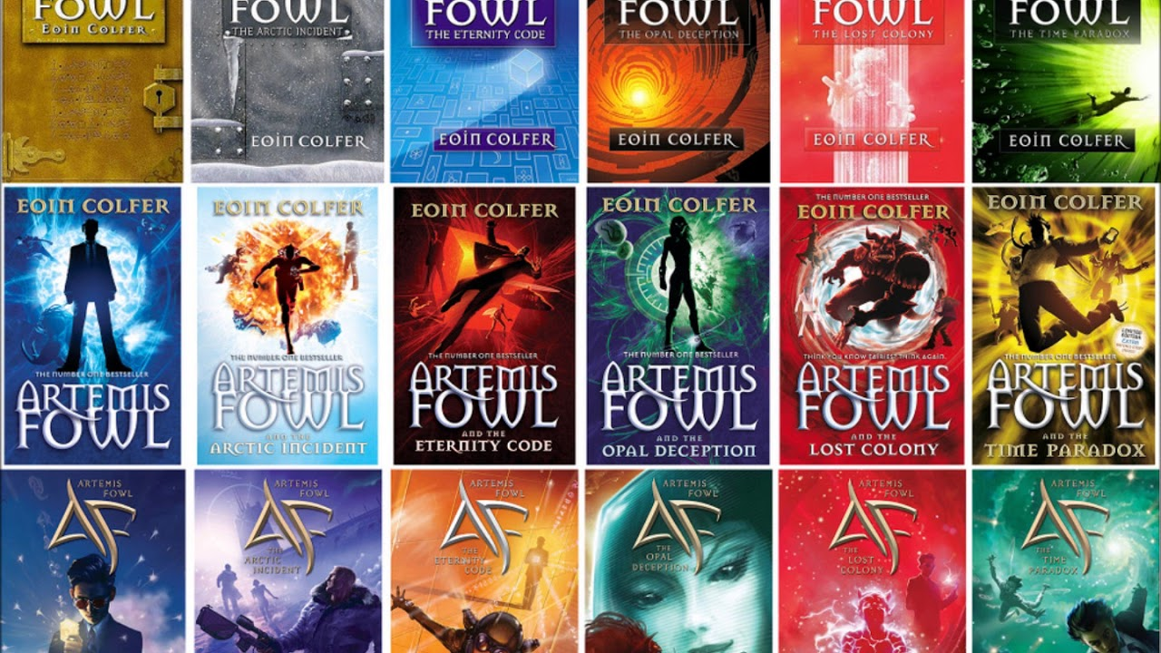 ARTEMIS FOWL 6 DOWNLOAD
