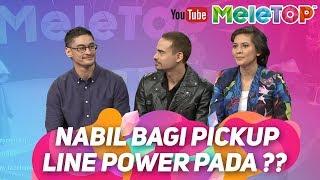 Nabil bagi pickup line POWER pada ?? | Dosa | Ashraf Sinclair, Reuben & Hannah Al-Rashid