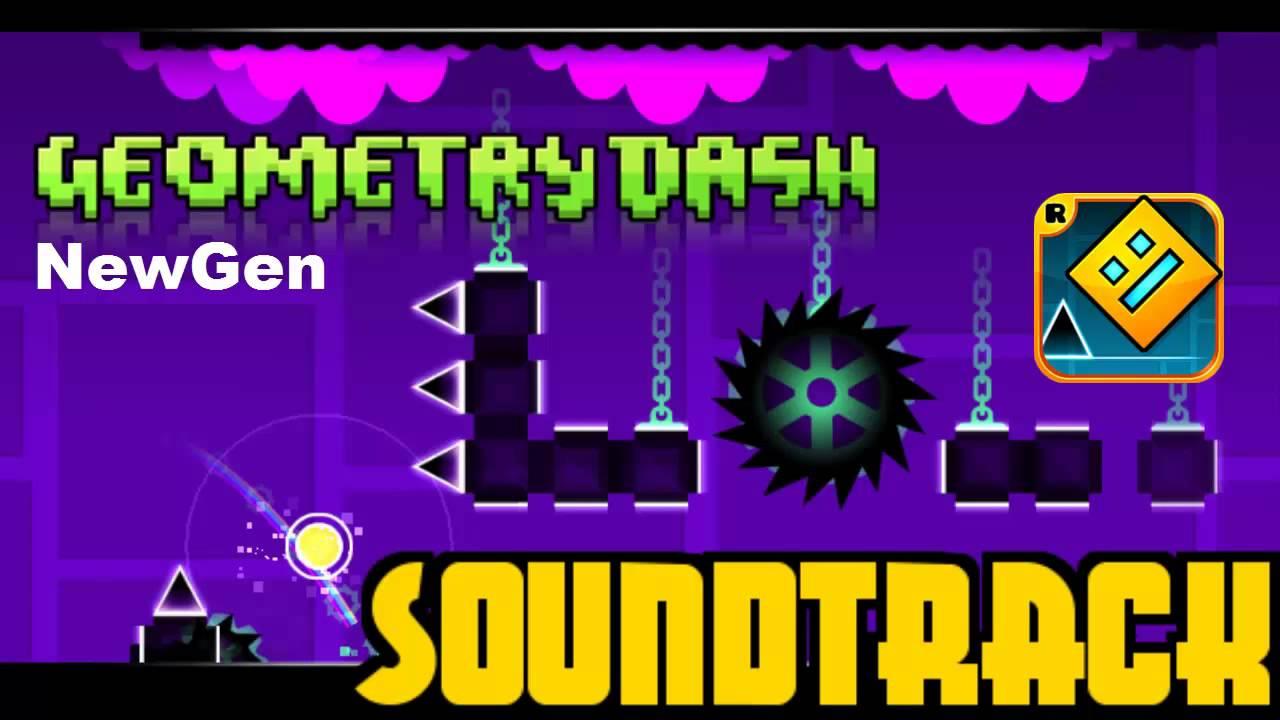 download soundtrack geometry dash