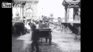 Rare Footage from Victorian Era, 1896