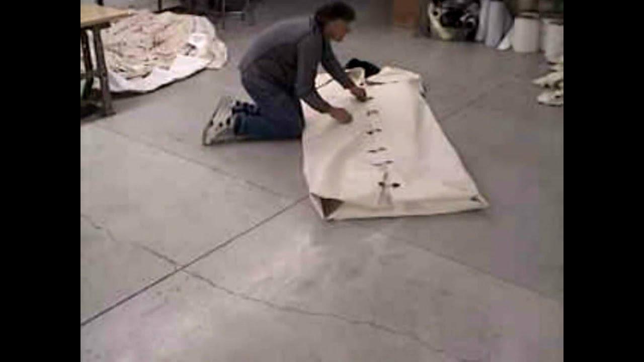 & Davis Tent Bedroll - YouTube