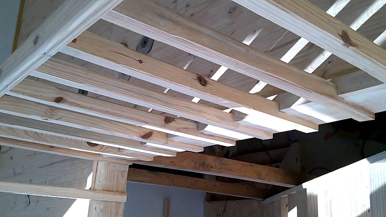 Entrepisos altillos escaleras decks pergolas solarium barandas 15 5250 0758 youtube - Como hacer un altillo de madera ...