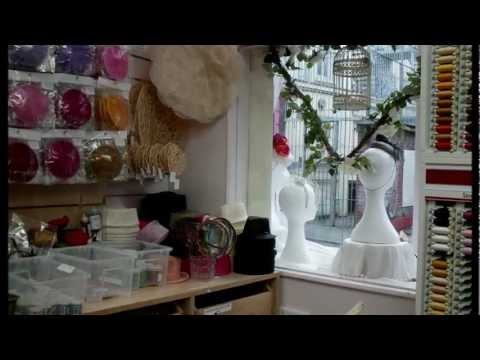 The Feathered Milliner Dublin | Millinery Materials Shop Dublin | Online Millinery Shop Ireland