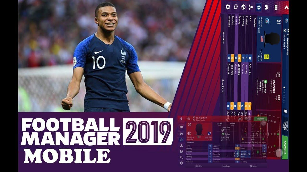 FOOTBALL MANAGER MOBILE 2019 WONDER KIDS!!! MASSIVE TALENTS! (PART ONE)
