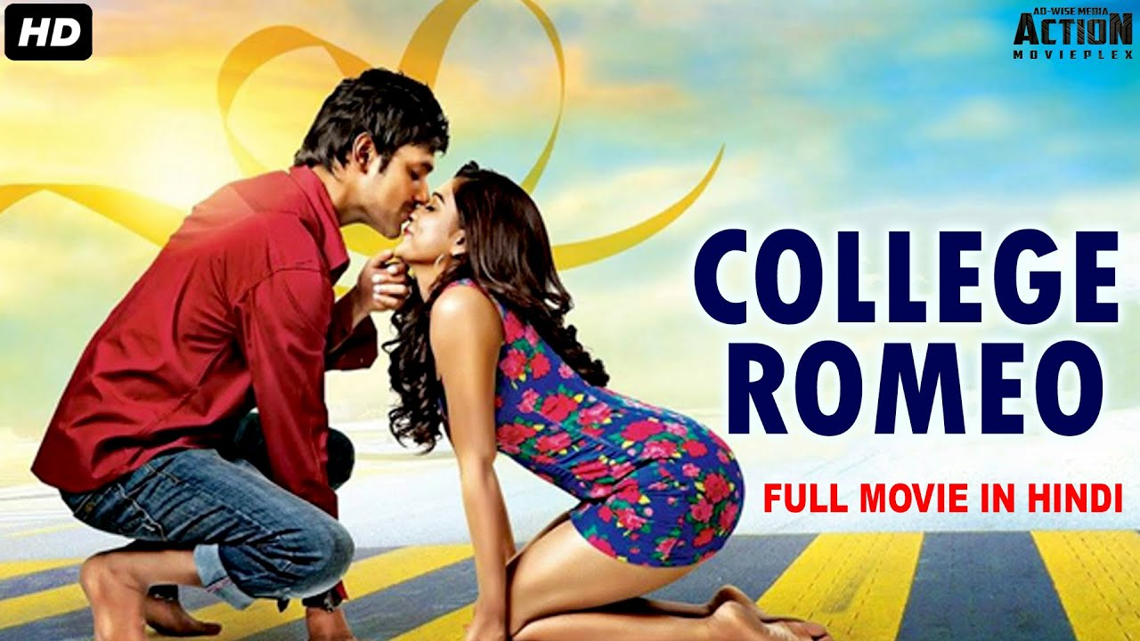 Download COLLEGE ROMEO - Superhit Blockbuster Hindi Dubbed Full Action Romantic Movie   South Indian Movies