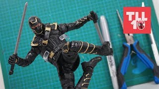 How To Fix Marvel Legends Endgame Ronin (Custom)