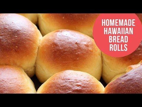 Homemade Hawaiian Bread Rolls   Copycat Recipe