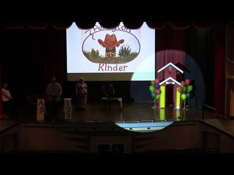 Perryton Kinder K1 K2 K9 2019 Graduation