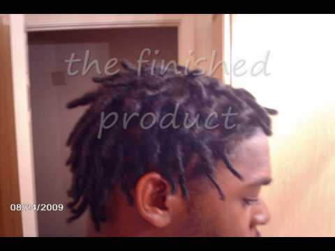 Crochet Needle Dreadlocks Youtube