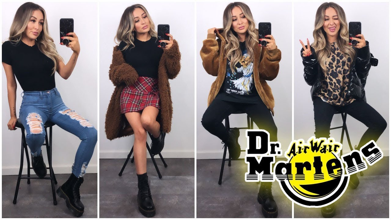 b2da010a72d4 How to Style Dr Martens