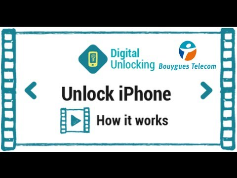 Unlock Any IPhone Locked To France Bouygues Telecom Network [all Models]