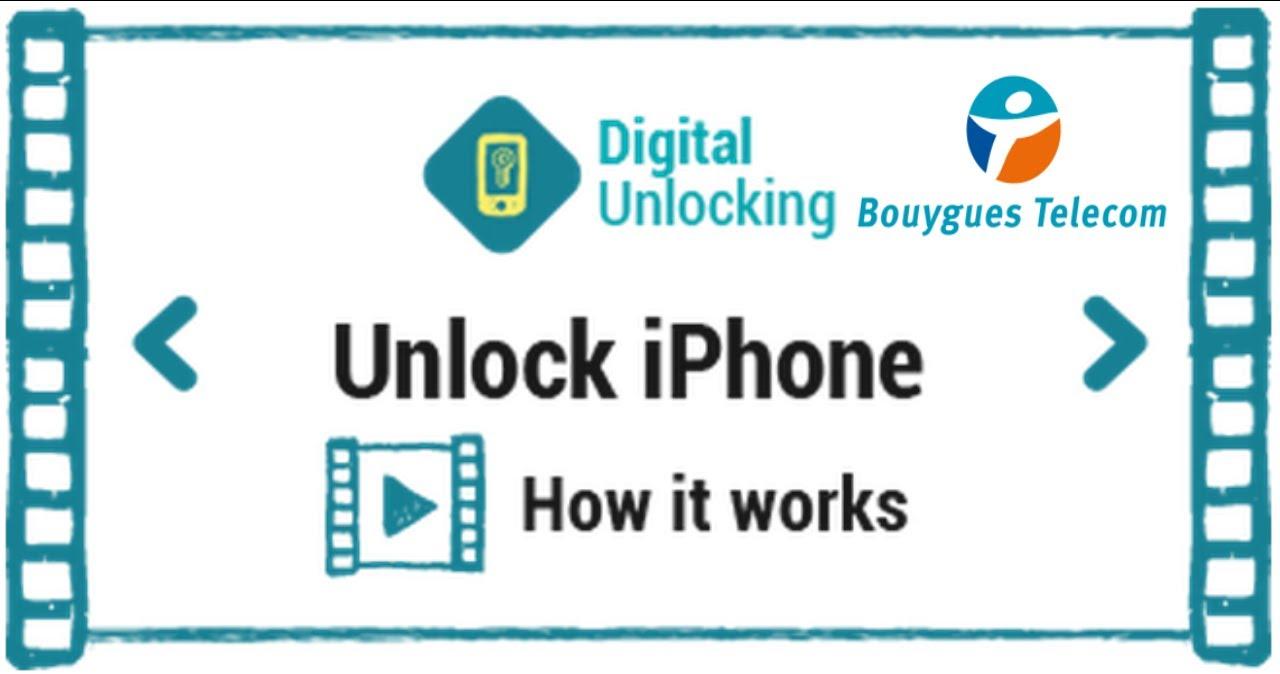 desimlocker iphone 4 bouygues vers free