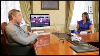 Александр НОВИКОВ на телеканале МАЛИНА 13 08 2015