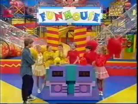 Fun house uk game show 1994 youtube for Classic house list 90s
