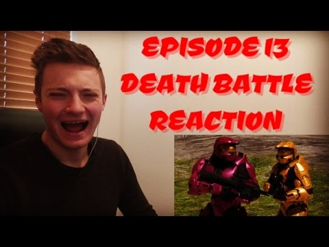 RED VS BLUE SEASON 14 EPISODES (13) - REACTION