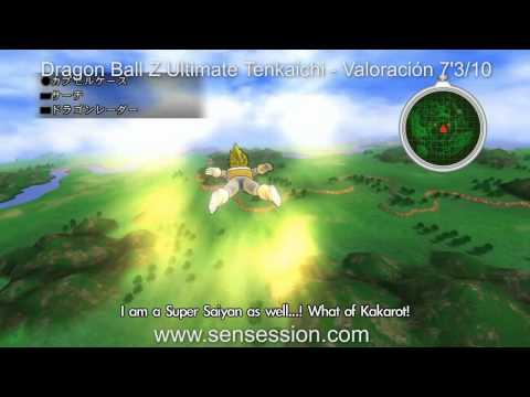 Dragon Ball Z Ultimate Tenkaichi analisis review