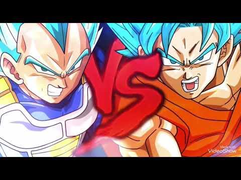 Dragon ball ES tập 19:Goku vs Vegeta