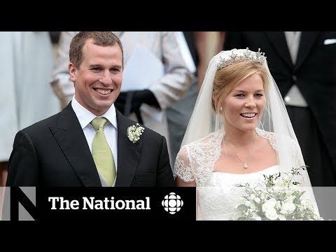 Queen's grandson Peter Phillips, Canadian-born wife latest royals to split