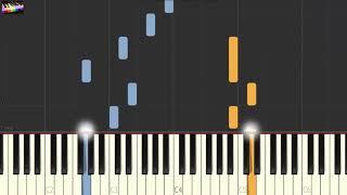 Hương Tràm   Em Gái Mưa   Piano Tutorial by C Q L