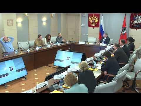 25.02.2020. Заседание рабочей группы по развитию туризма в Москве.