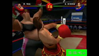 Ready 2 Rumble Boxing Round 2 N64 Championship Mode Speedrun in 25:17.48