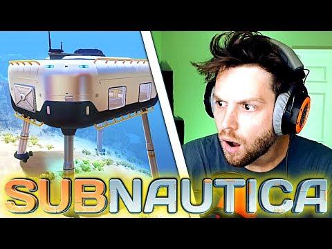 MOONPOOL BLUEPRINTS LOCATED | Subnautica Gameplay Part 14 [Underwater Survival Game]