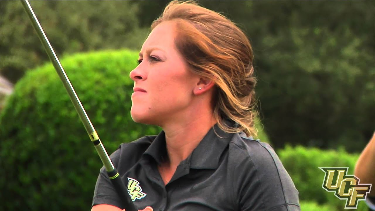 Ashley Holder To Play in IOA Golf Classic - YouTube