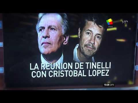 Jorge Rial cuenta el plan de Marcelo Tinelli para romper su sociedad con Cristóbal López