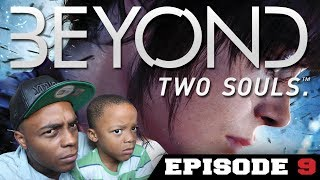 BEYOND TWO SOULS - Walkthrough part 9 : Danger et pedophilie...