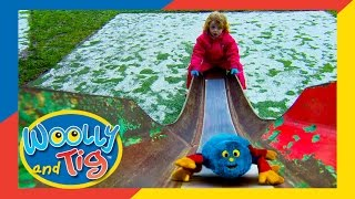 Woolly And Tig - Swing Park