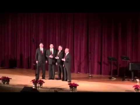 "Exchange Street Quartet--""Auld Lang Syne"" arr. Clay Hine"