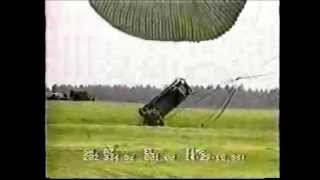 Failures during Army & Air Force Airborne / Air Lift Operations (and equipment destruction)
