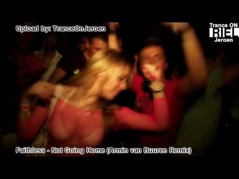 [HD video] Faithless - Not Going Home (Armin van Buuren Remix) ASOT 445 A State Of Trance